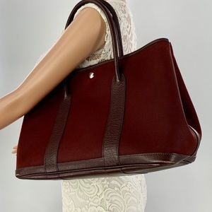 Beautiful 🌹HERMÈS Garden Party 🌹Tote by Gucci